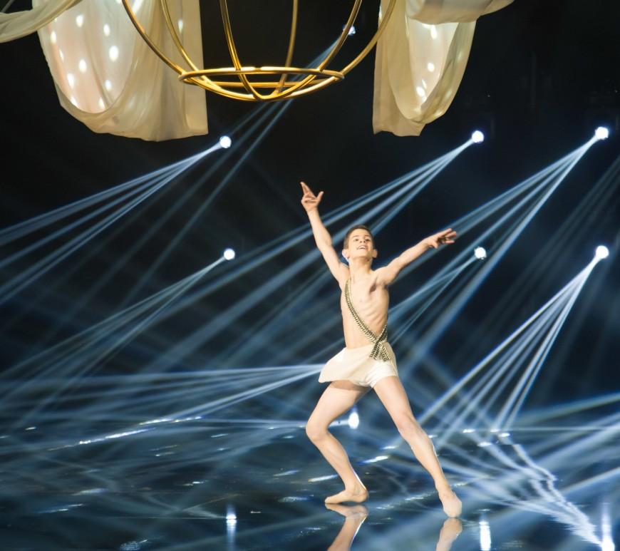 António Casalinho no Got Talent, Portugal