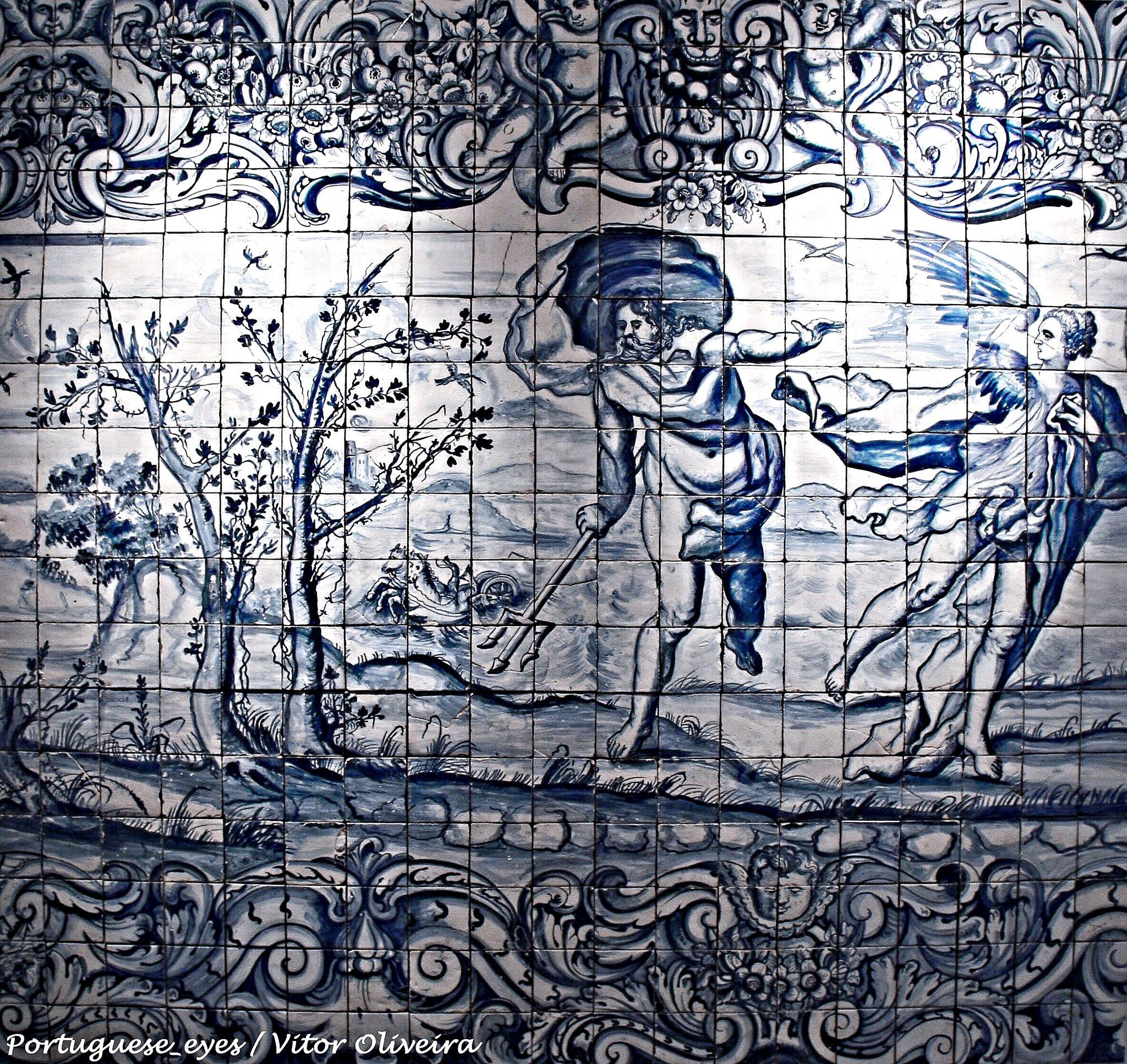 Museu do azulejo, pormenor