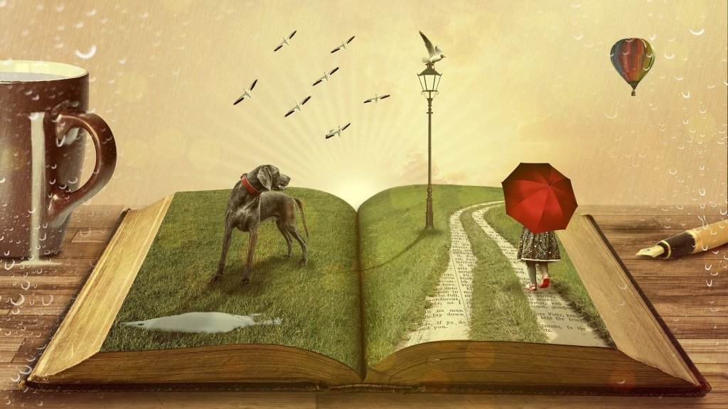imaginário dos livros