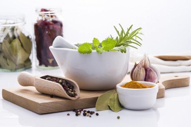 Aromáticas para substituir o sal