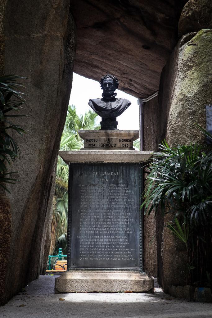 Estatua de Camões, Macau