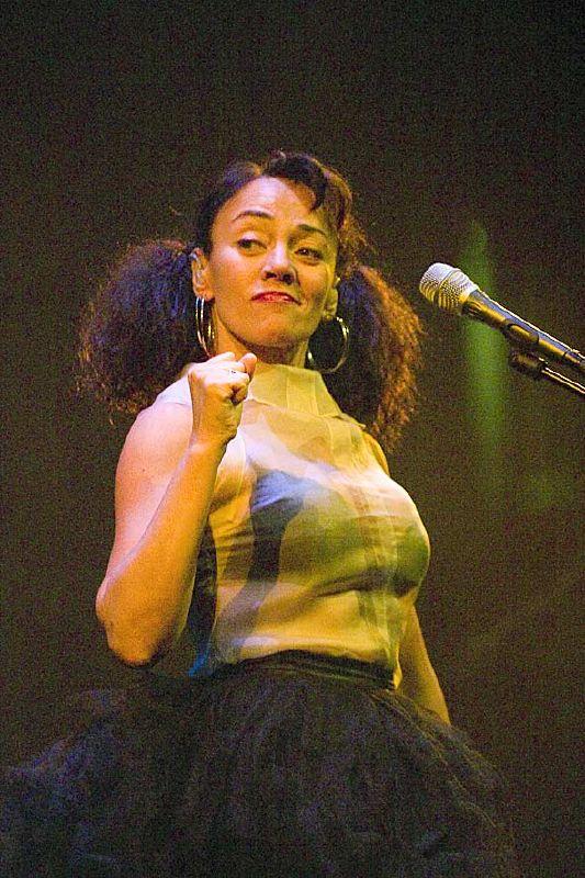 Maria João, cantora de Jazz