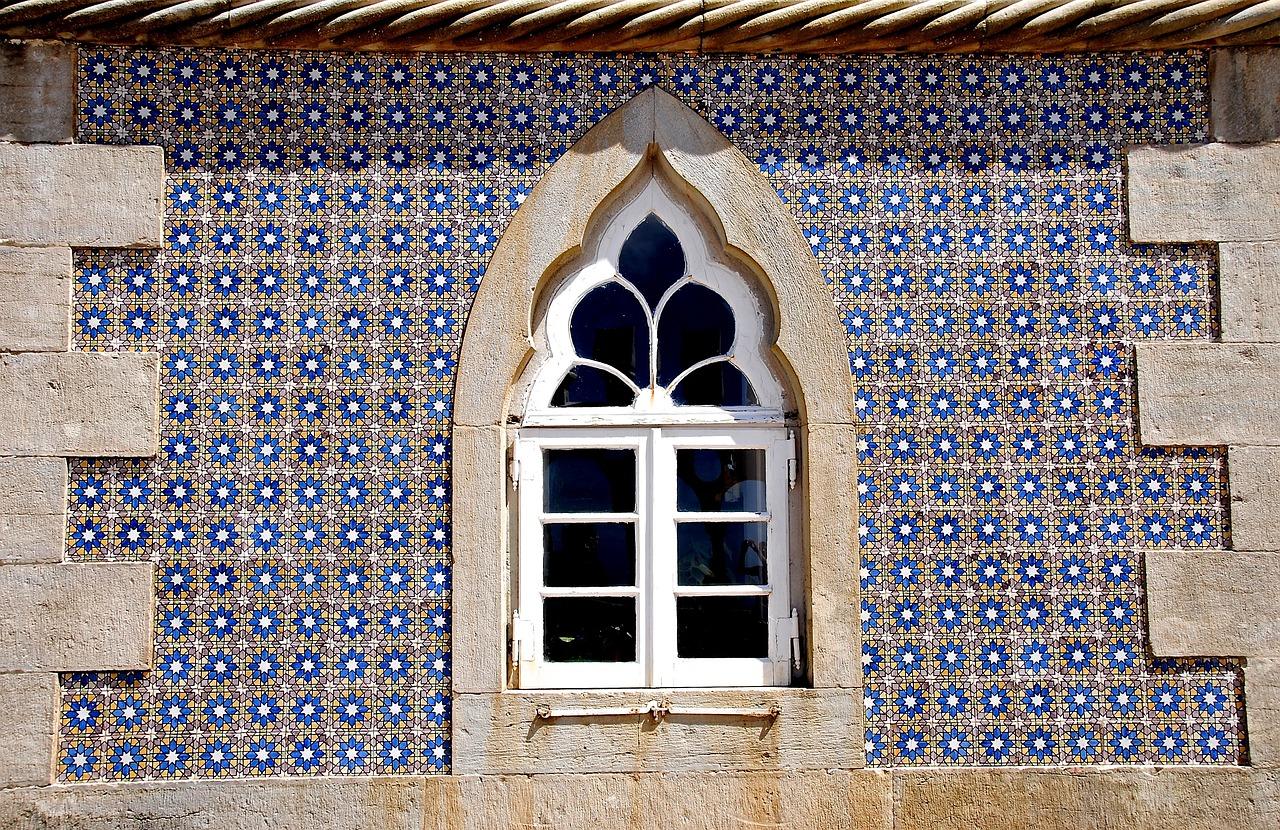 Azulejo em fachada