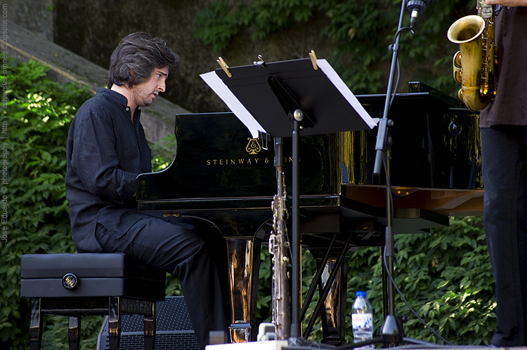 Bernardo Sassetti, pianista