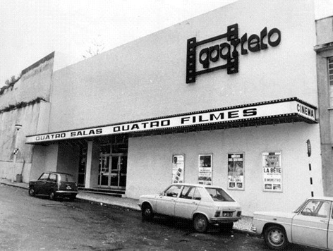 Cinema Quarteto