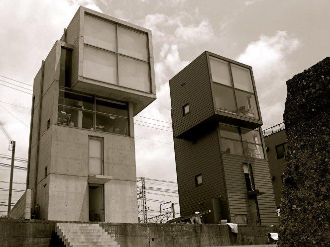 Casa 4x4, Japão