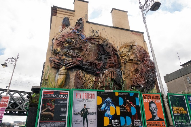 Esquilo, Bordalo II, Dublin