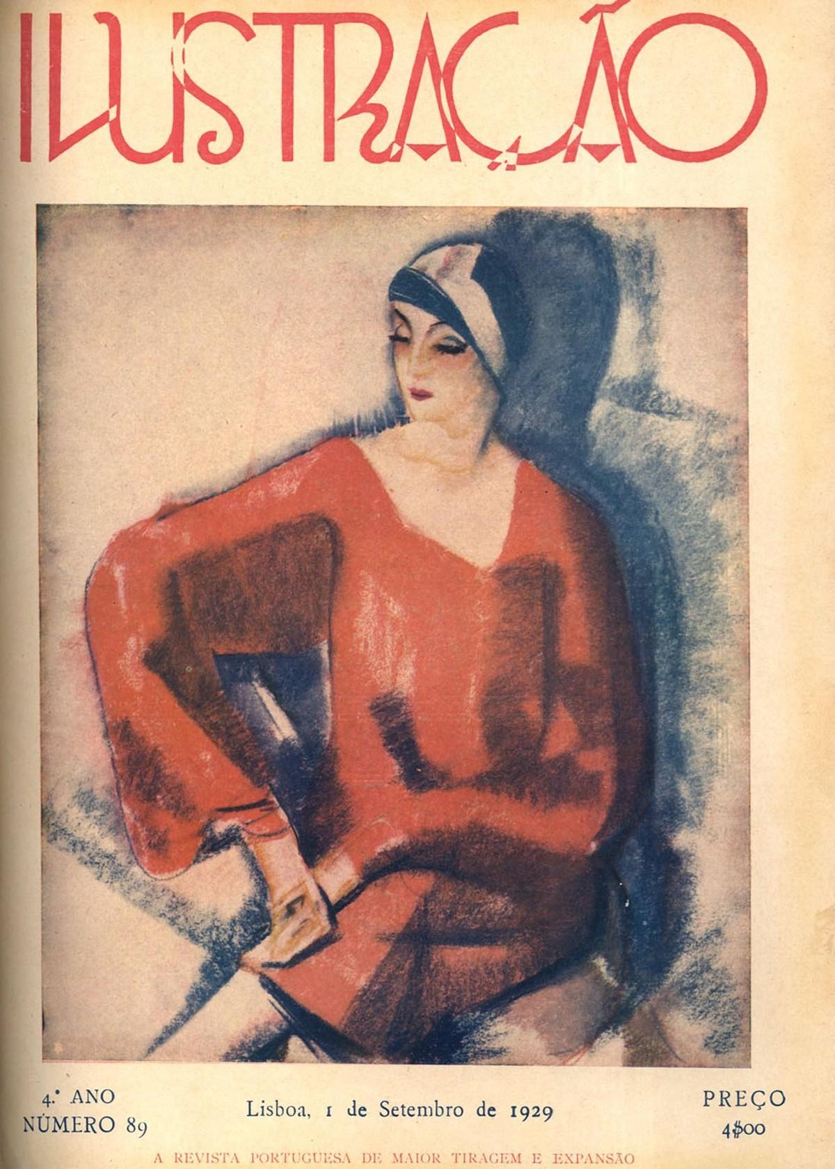 Ilustração de 1929, Portugal