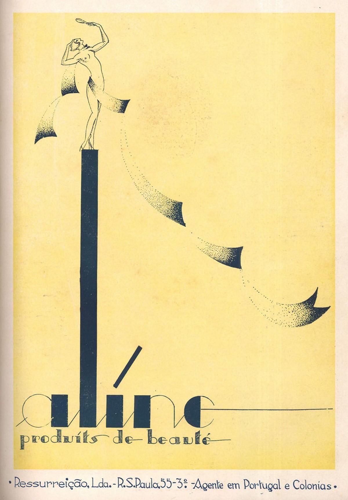 Publicidade anos 20, Portugal