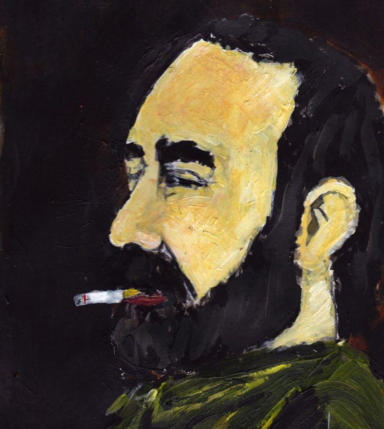 Pintura de Herberto Helder