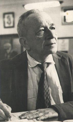 Mário Quintana, poeta, tradutor e jornalista brasileiro