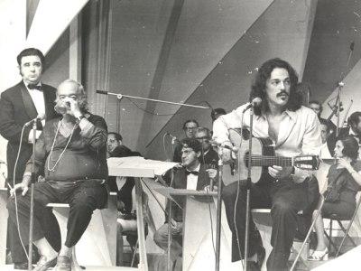 Vinicius de Moraes e Toquinho, 1973