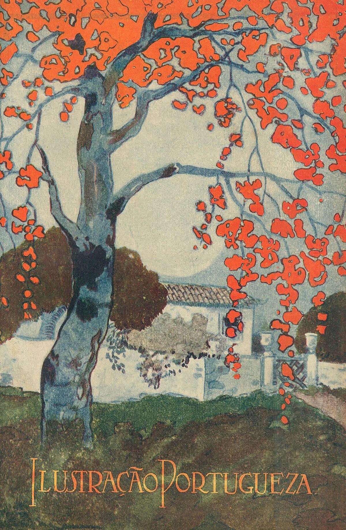 Leal da Câmara, Ilustração Portuguesa, 2.ª série, n.º 747, 14 de Junho de 1920