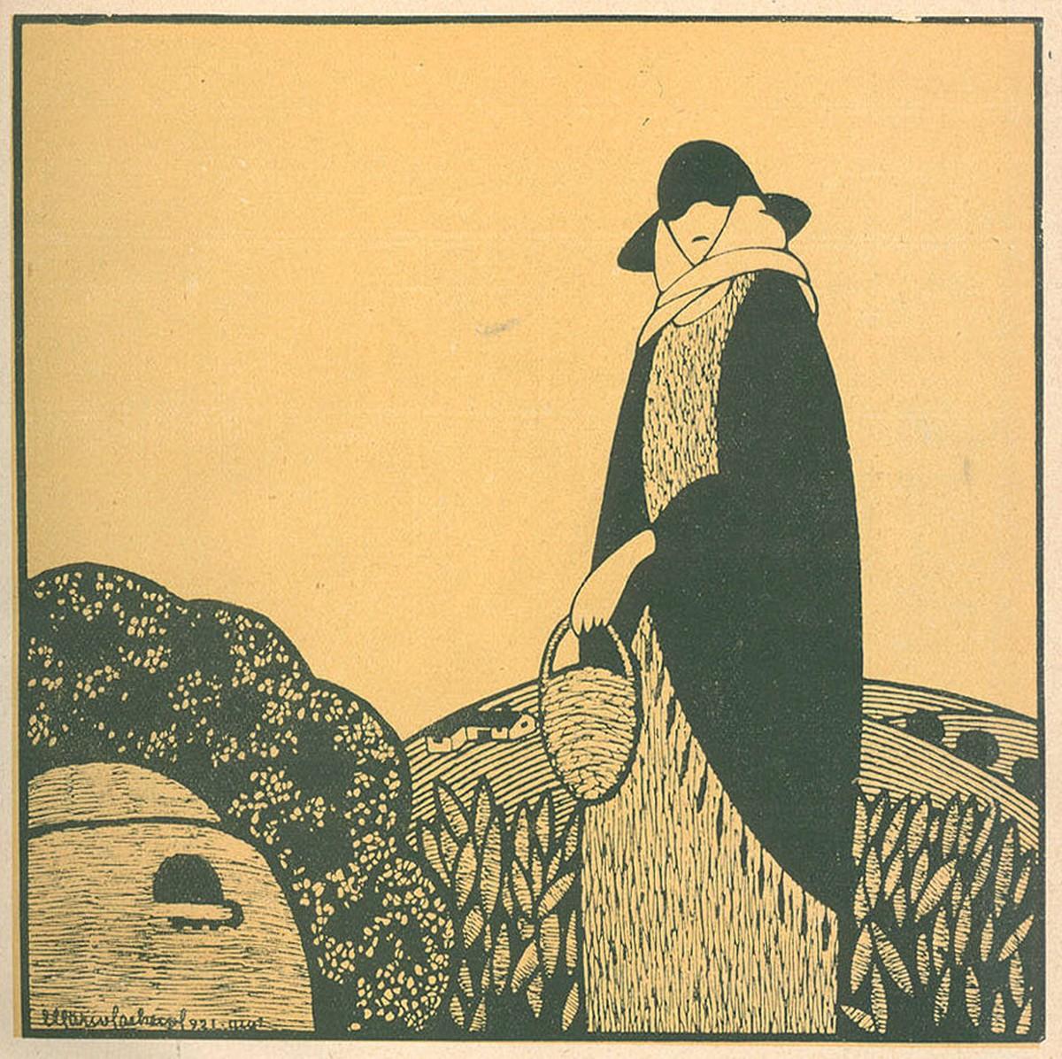 Ilustração Portuguesa, 2.ª série, n.º 829, 7 de Janeiro de 1922