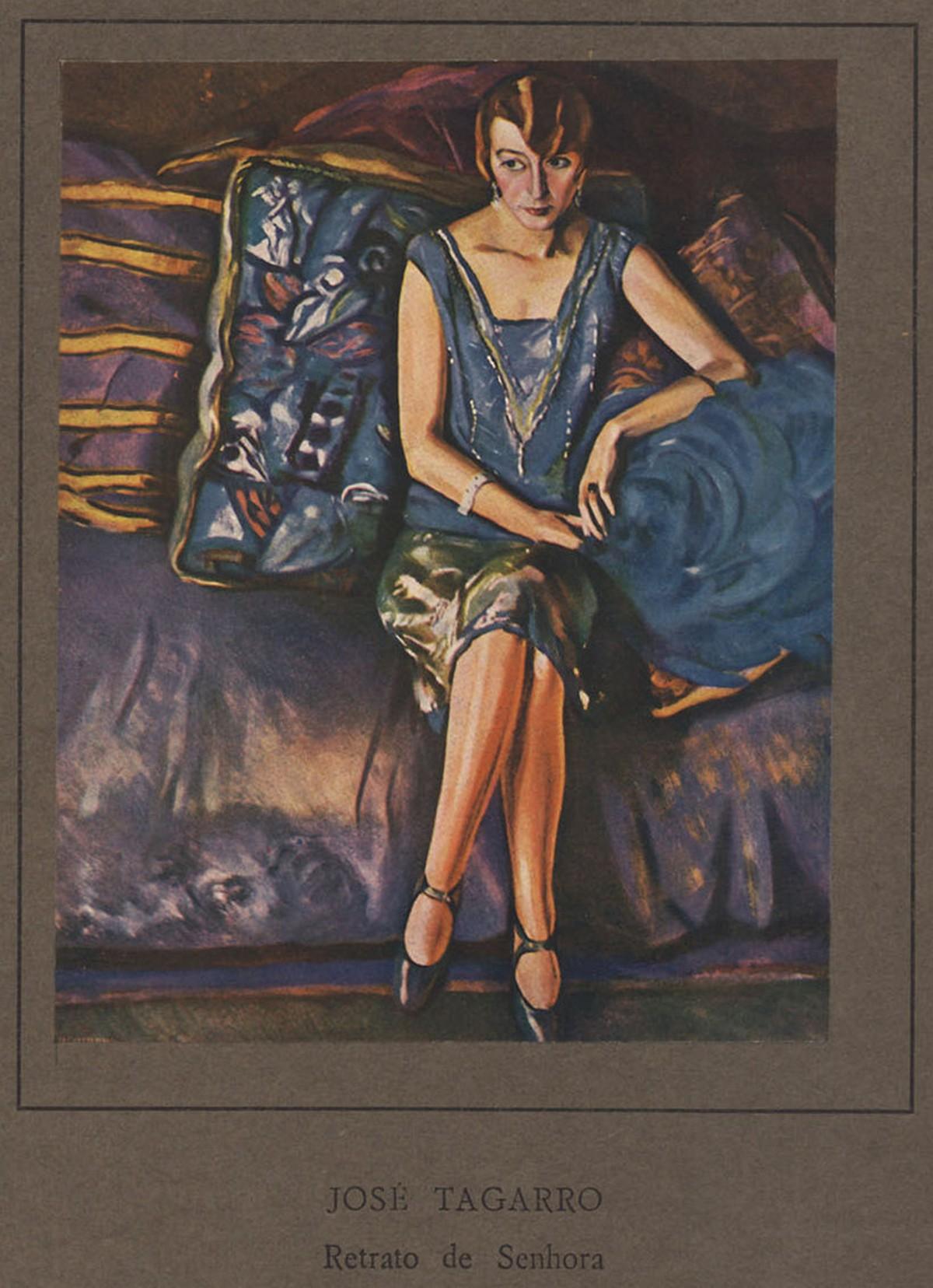 Pintor José Tagarro,1928