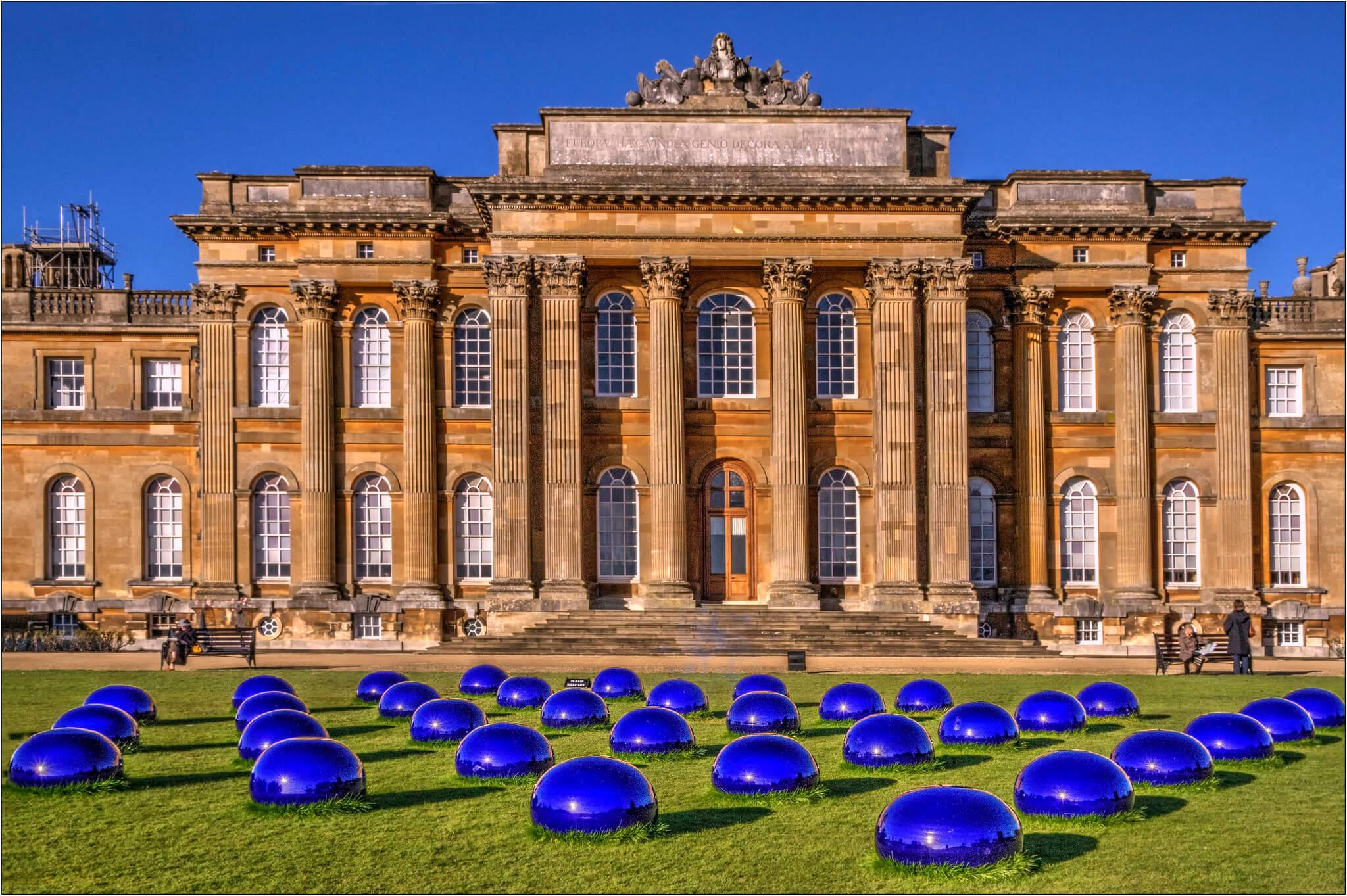 Blenheim Palace Ai Weiwei exhibition