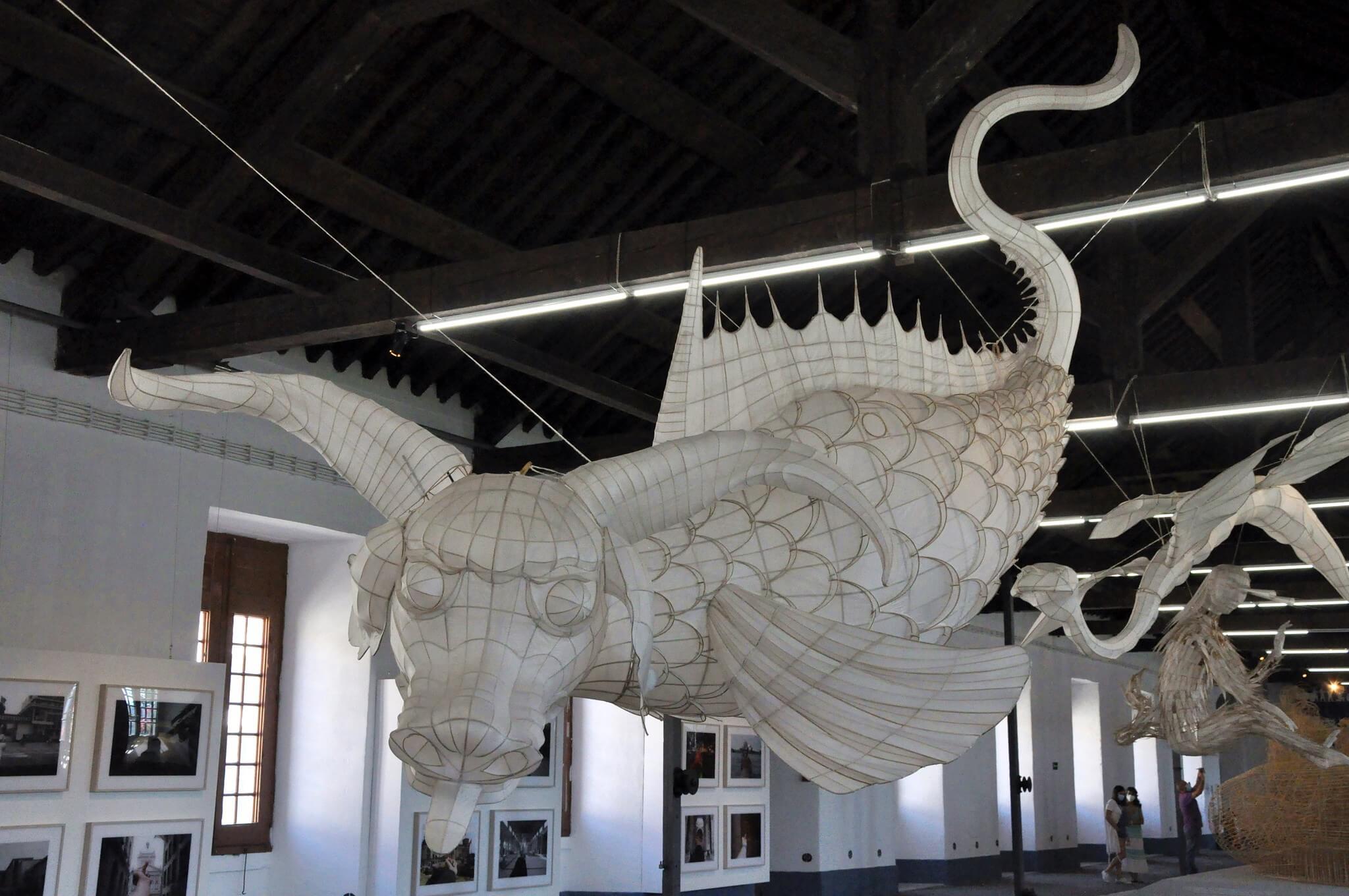 Dragão de Ai Weiwei, Lisboa