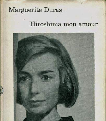 Livro de Hiroshima mon amour,