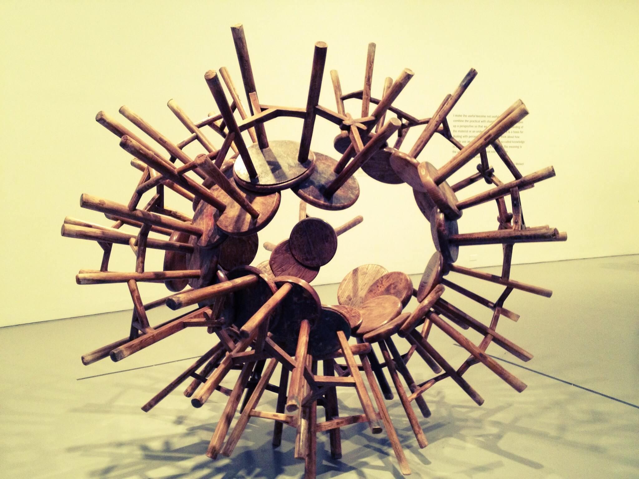 Ai Weiwei - grapes