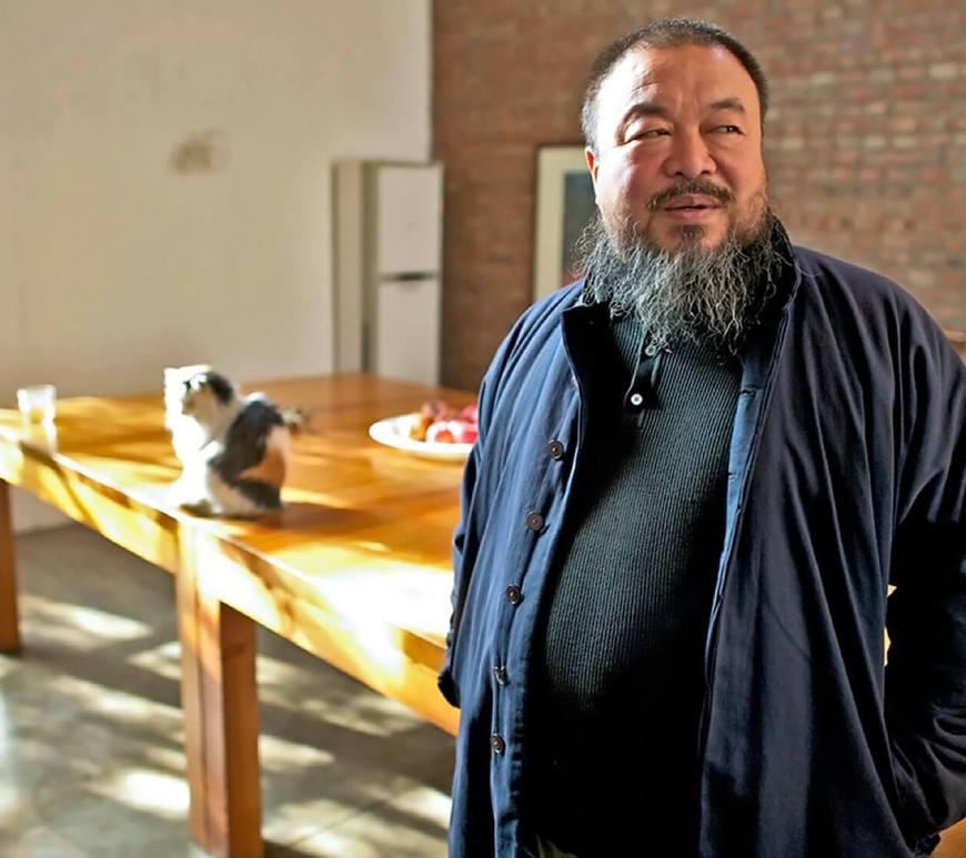 Foto de Ai Weiwei