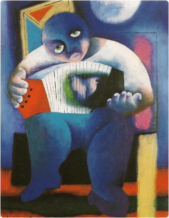 Pintura de Roberto Chichorro