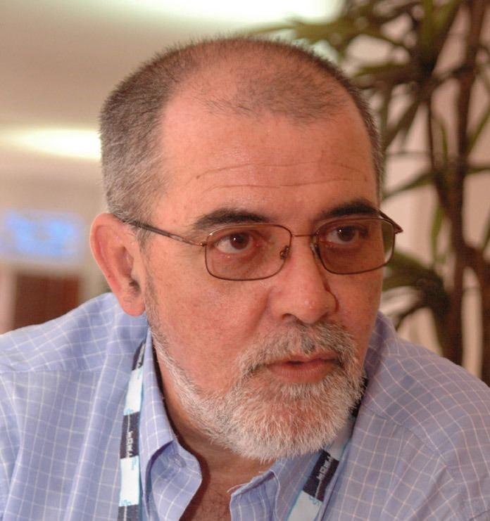 Luís Carlos Patraquim, poeta Moçambicano