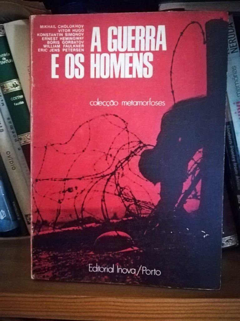 Livro A Guerra e os Homens, Coletânea