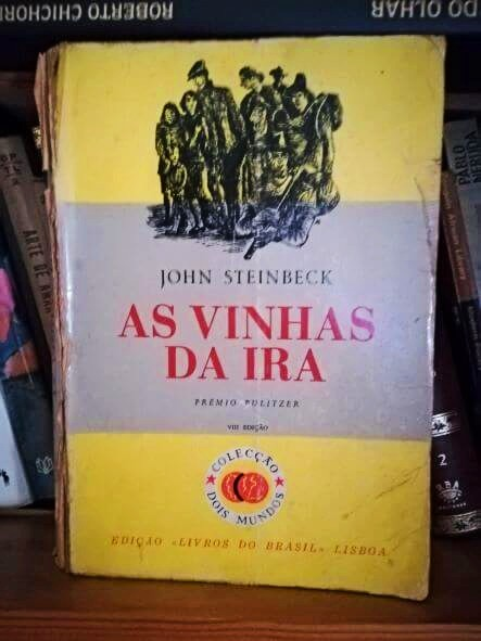 AS Vinhas da Ira de John Steinbeck