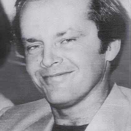 Jack Nicholson in 1976