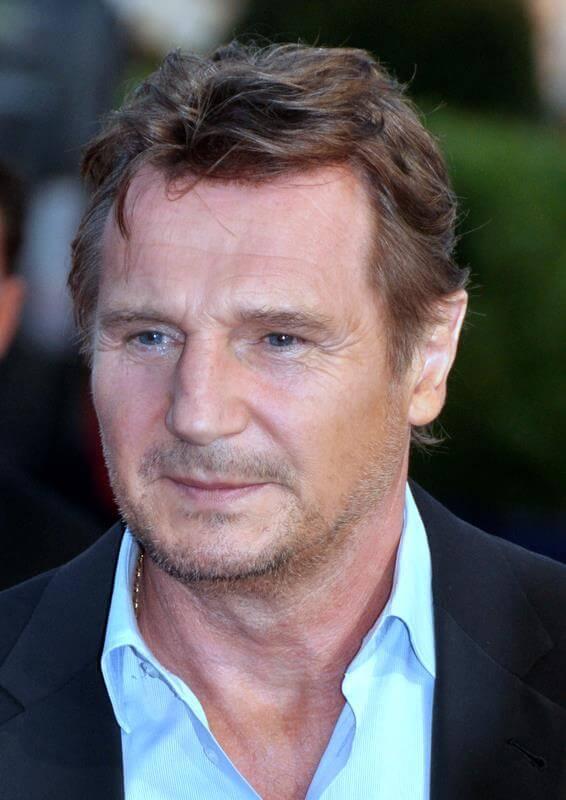 Liam Neeson no Festival de Deauville