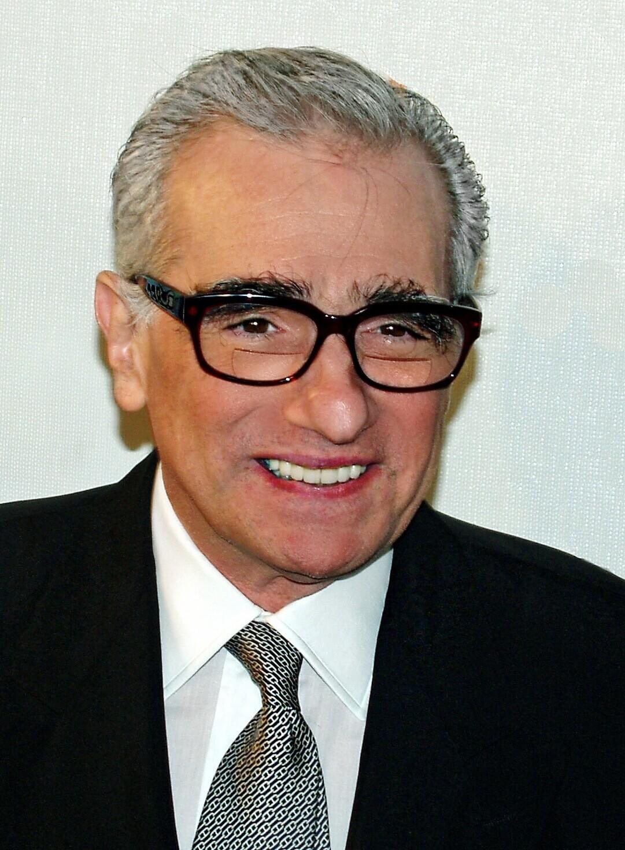 Martin Scorsese at the 2007 Tribeca Film Festival in New York City.