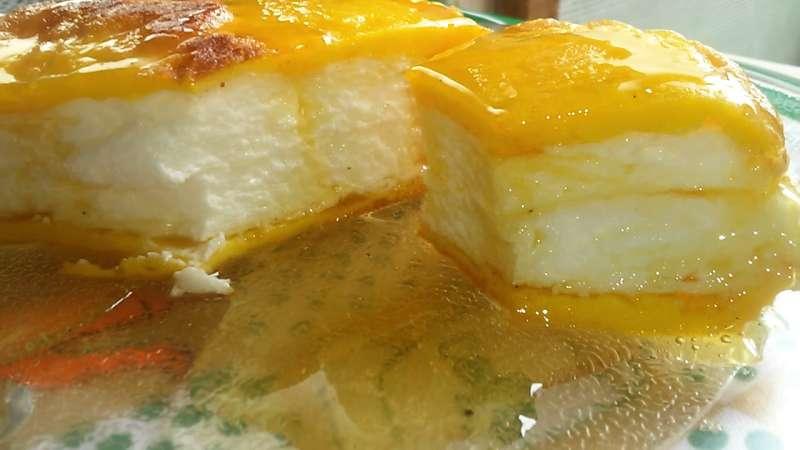 Receita japonesa de omelete