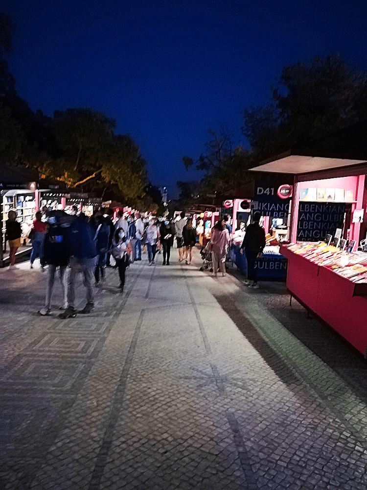 Feira do Livro, Lisboa, 2021