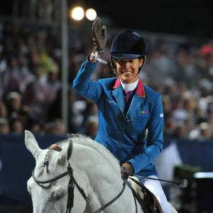 Luciana Diniz, cavaleira, foto de Ailura, Wiki