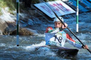 Antoine Manuel Sylvain Quintal Launay é um canoísta português que compete na canoagem slalom