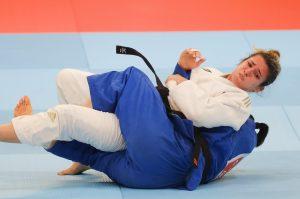 Bárbara Chianca Timo é uma judoca portuguesa nascida no Brasil.