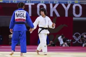 Catarina Martins de Mesquita Paiva Costa, judoca portuguesa