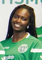 Evelise Maria Tavares da Veiga é uma portuguesa de salto em comprimento que também compete em provas de salto triplo.