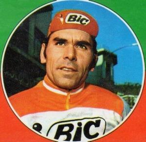 Joaquim Agostinho (Torres Vedras, 7 de Abril de 1943 — Lisboa, 10 de Maio de 1984), considerado o melhor ciclista português de todos os tempos.