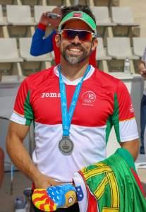 Pedro Diogo Rosas Cardoso Fraga, Remador