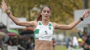 Sara Isabel Fonseca Moreira é uma atleta portuguesa, especialista nos 3000 metros com obstáculos e em provas de fundo