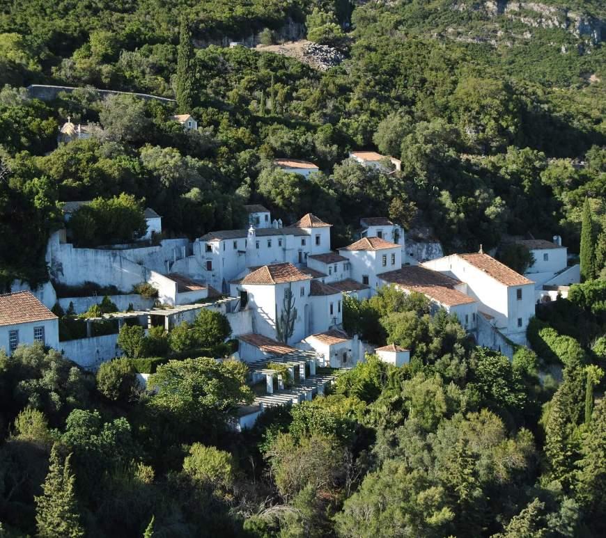 Convento Nossa Senhora Arrábida