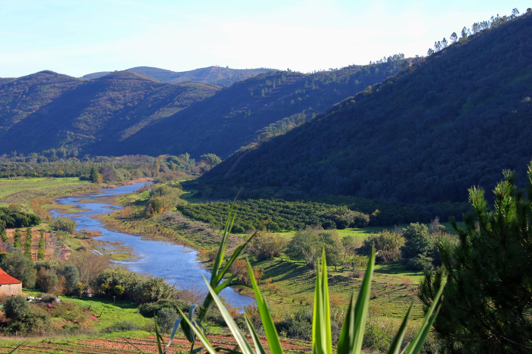 Rio Arade, Monchique